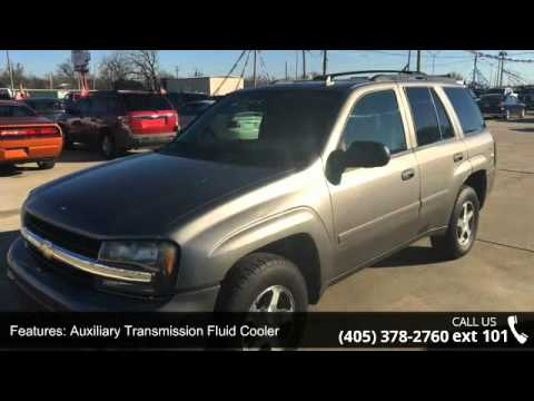 2006 Chevrolet Trailblazer Ls 4dr Suv Jimmy E Auto Sale Youtube