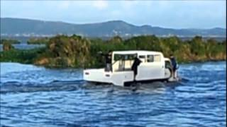 AMPHIBIOUS VEHICLE BY OPCENTEC (GATOR)
