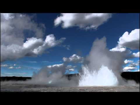 Morning and Fountain Geyser dual 6/5/13