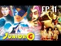 Junior G - Episode 11 | Kids Fantasy Serial (2016) | Superhero Tv Serial For Kids