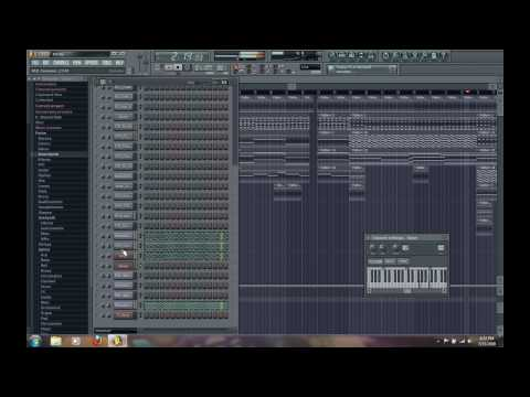 Black Eyed Peas - I Gotta Feeling Instrumental Remake FL Studio