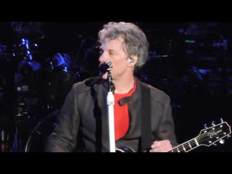 Bon Jovi Always / Blood on Blood Live at L.A. Forum