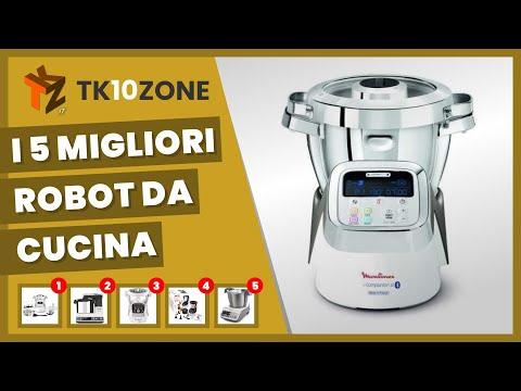 Robot da cucina, le migliori alternative al bimby