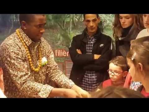Choco Togo au Salon de chocolat de Paris 2016