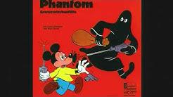 Phantom,   Grenzzwischenfälle, Hörspiel