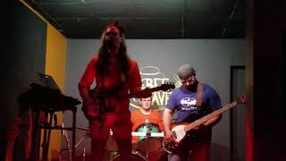 """BY THE WAY"" RED HOT CHILI PEPPERS-COVER BY THE FAMILY FRIENDLY CRIMINALS @THE BEE TAVERN 11/30/18"