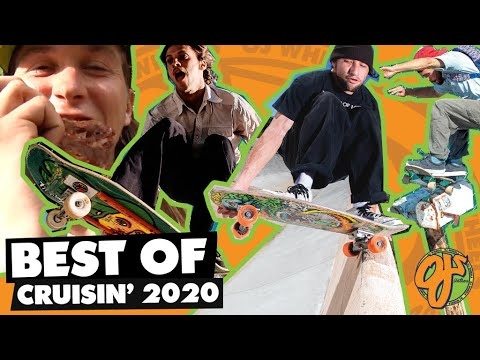 The BEST Hits N' Rips of CRUISIN 2020 | OJ Wheels