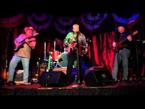 Joel Sonnier sings 'The Bosco Blues' MJ's Elvis Rockin Oldies (video)
