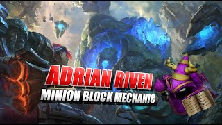 Adrian Riven New Wave Management Mechanic