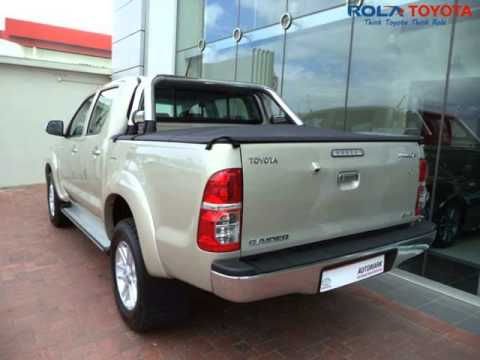 2014 TOYOTA HILUX Raider Auto For Sale On Auto Trader South Africa