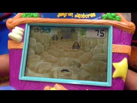 Freddi Fish Handheld Game