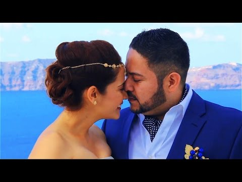 PLANNING A DESTINATION WEDDING - TIPS HOW TO - SANTORINI GREECE - VILLAS CHANNEL