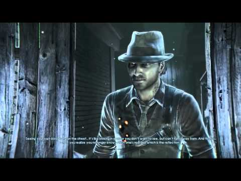 Murdered Soul Suspect: Flying Without Wings #1