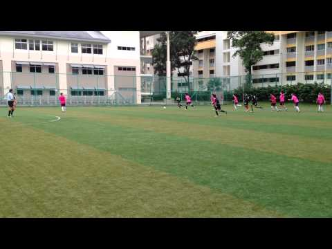 Friendly 17/03 Tampines Secondary School 5pm