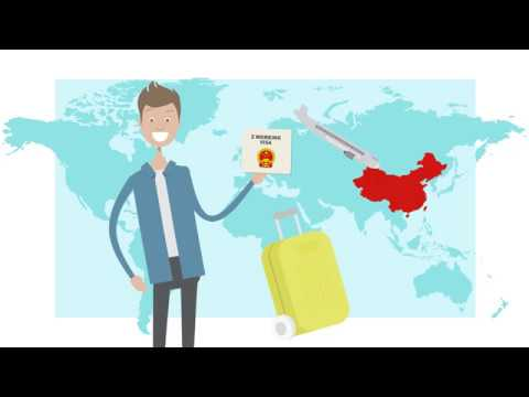 Types of Visas to Live and Work in China
