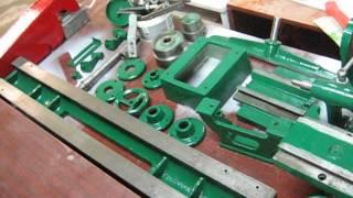 Ремонт, реставрация токарного деревообрабатывающего станка.