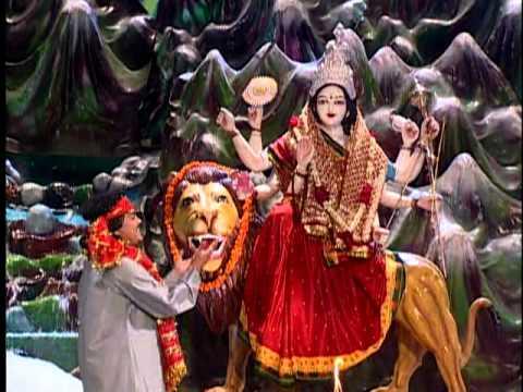 Dhabe Mein Mandir [Full Song] Mandir Mein Maiyya