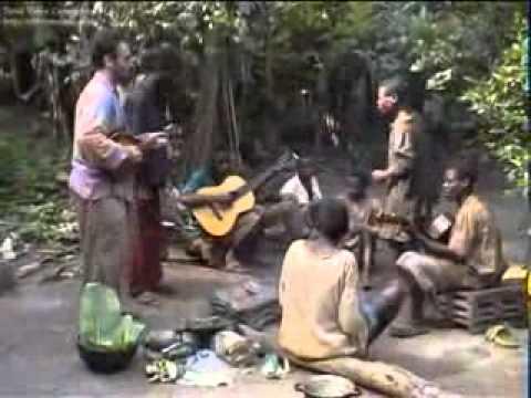 pygmées Aka de Centrafrique