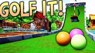 🔴VOLVEMOS A JUGAR GOLF IT #22 | GOLF IT | GAMEPLAYSMIX Y MILLANAHd