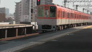 2020冬6 阪神1  梅田・千船