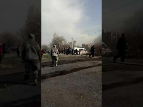 Пожар в Селезневке волгоград