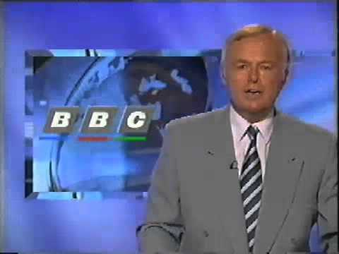 BBC Six O'Clock News (at 6.40pm) 18 June 1996