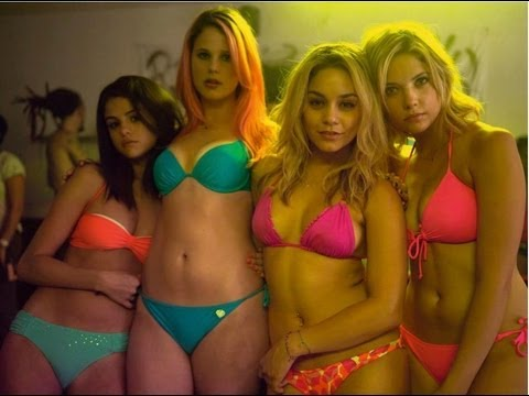 Spring Breakers - the Guardian Film Show review