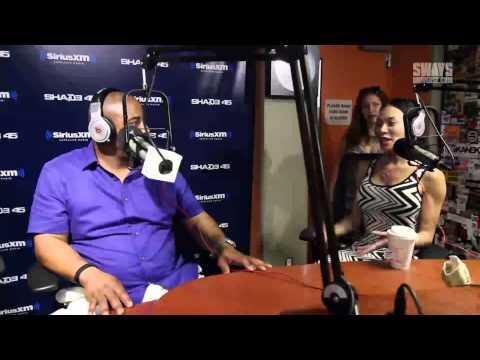 Mia Isabella Interview with SWAY Eminem Shade 45 SIRIUS XM radio