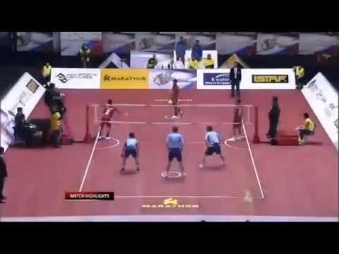 [ISTAF Super Series 2015 Korea] [Day 3] Semi Final (M) Malaysia VS Korea