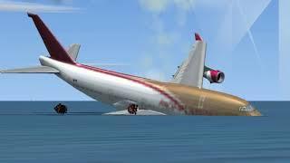 the worst plane ride ever (microsoft flight simulator x)