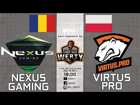 [RO CS:GO] NEXUS (RO) 16 vs. 13 VIRTUS PRO (PL) - ESEA MOUNTAIN DEW LEAGUE