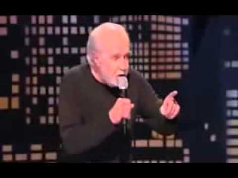 George Carlin- They've Got You By The Balls music