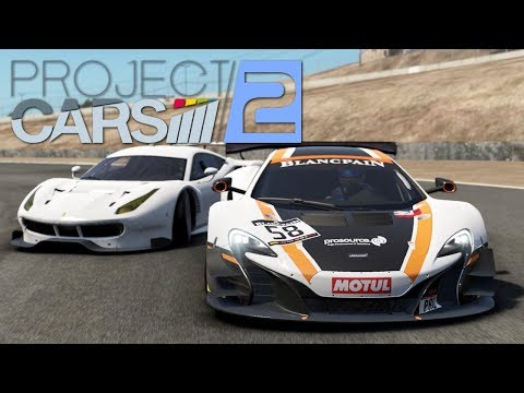 Project CARS 2 I was called cheater |