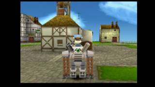 PS1 games episode 3 Tail Concerto