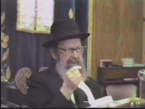 Rabbi Avigdor Miller Apples