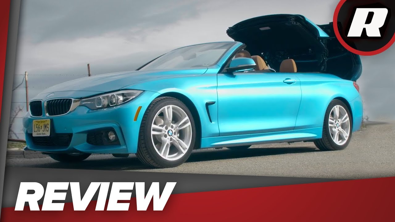 2018 bmw 430i convertible a relaxing sporty open air. Black Bedroom Furniture Sets. Home Design Ideas