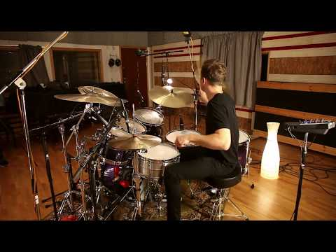 Baard Kolstad - Bonneville - Leprous drum playthrough