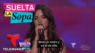 Camila Cabello agradece a su mamá | Suelta La Sopa | Entretenimiento