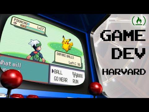 Pokémon Coding Tutorial - CS50's Intro to Game Development thumbnail