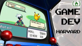 Pokémon Coding Tutorial - CS50's Intro to Game Development