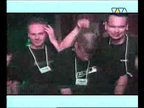 Klubbheads - Turn Up The Bass (Live @ Piramida - May 2000)