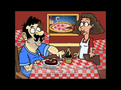 The italian joke - subtitles - www.abitofenglish.com