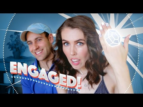 I'm ENGAGED & PREGNANT! (NOT CLICKBAIT)