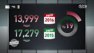 بالفيديو..تعرف علي سبب انخفاض مبيعات السيارات في مصر