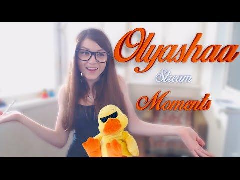 Olyashaa/Оляша- о стриме /top Moments