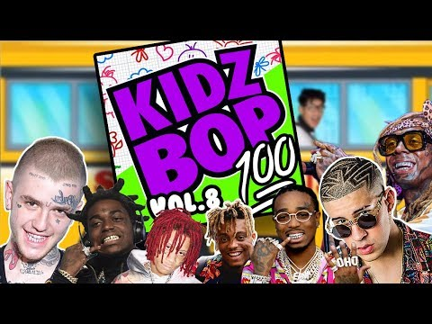 if kidzbop did rap vol. 8