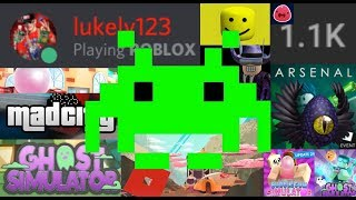 Roblox Lukely's choice stream