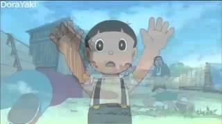 Doraemon ESPAÑOL El enmendador del pasado