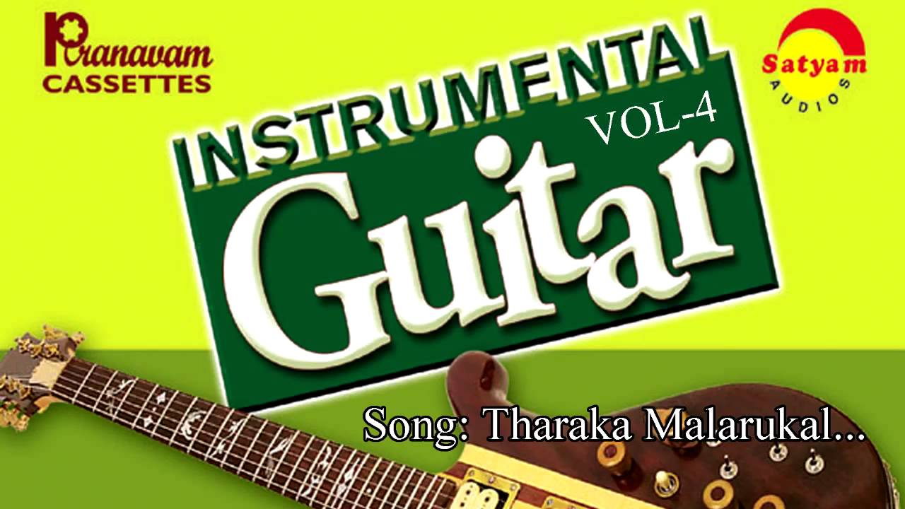 Tharaka malarukal instrumental vol 4 youtube.