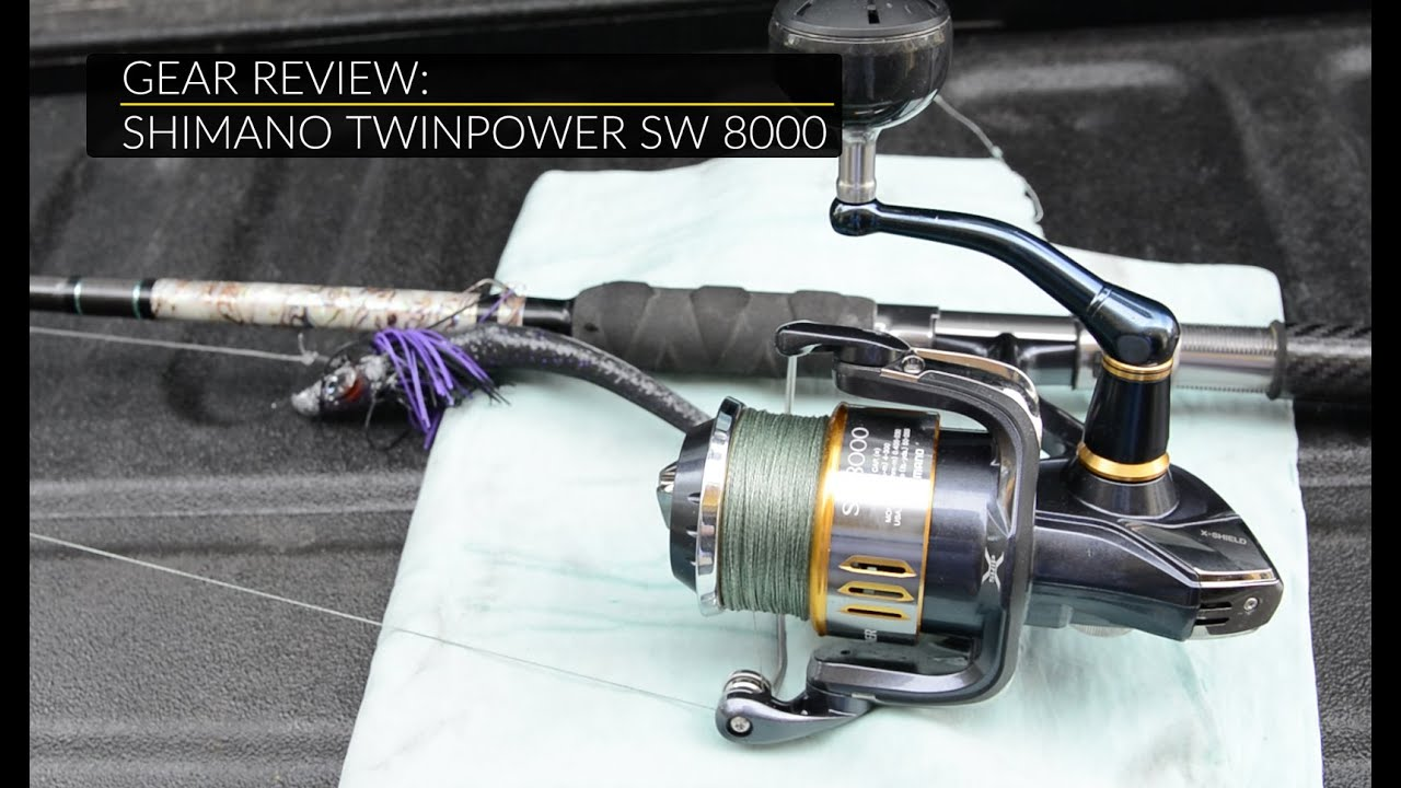 tarpon gear review shimano twinpower sw 8000 sewell. Black Bedroom Furniture Sets. Home Design Ideas